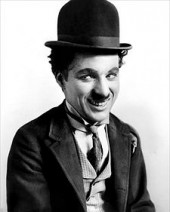 Quote Picture From Charlie Chaplin