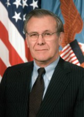 Success Quote by Donald Rumsfeld