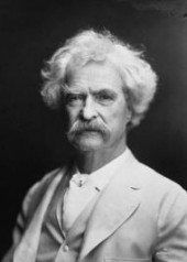 Make Mark Twain Picture Quote