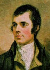 Make Robert Burns Picture Quote