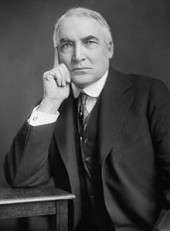 Make Warren G Harding Picture Quote